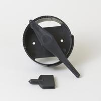 Hatch handles
