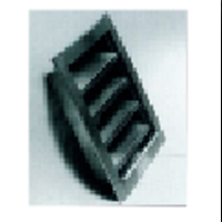 Material for outdoor grilles