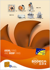 AXIAL FANS AND ROOF FANS