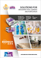 AIR DISINFECTION, CLEANING AND PURIFICATION