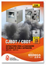 CJBDT / CBDT. SMOKE EXTRACTION DOUBLE INLET FANS
