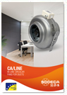 IN-LINE CIRCULAR   FANS FOR DUCTS