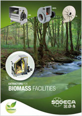 EXTRACTORS FOR BIOMASS FACILITIES