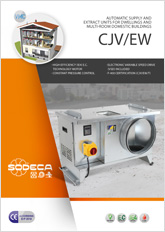 AUTOMATIC EXTRACT UNITS FOR DWELLINGS AND MULTI-ROOM DOMESTIC BUILDINGS