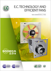 E.C. TECHNOLOGY AND EFFICIENT FANS