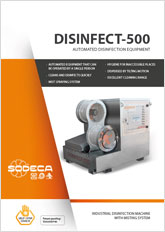 AUTOMATED DISINFECTION EQUIPMENT