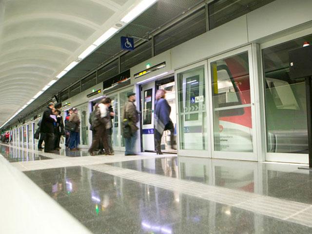 Barcelona Line-9 Underground