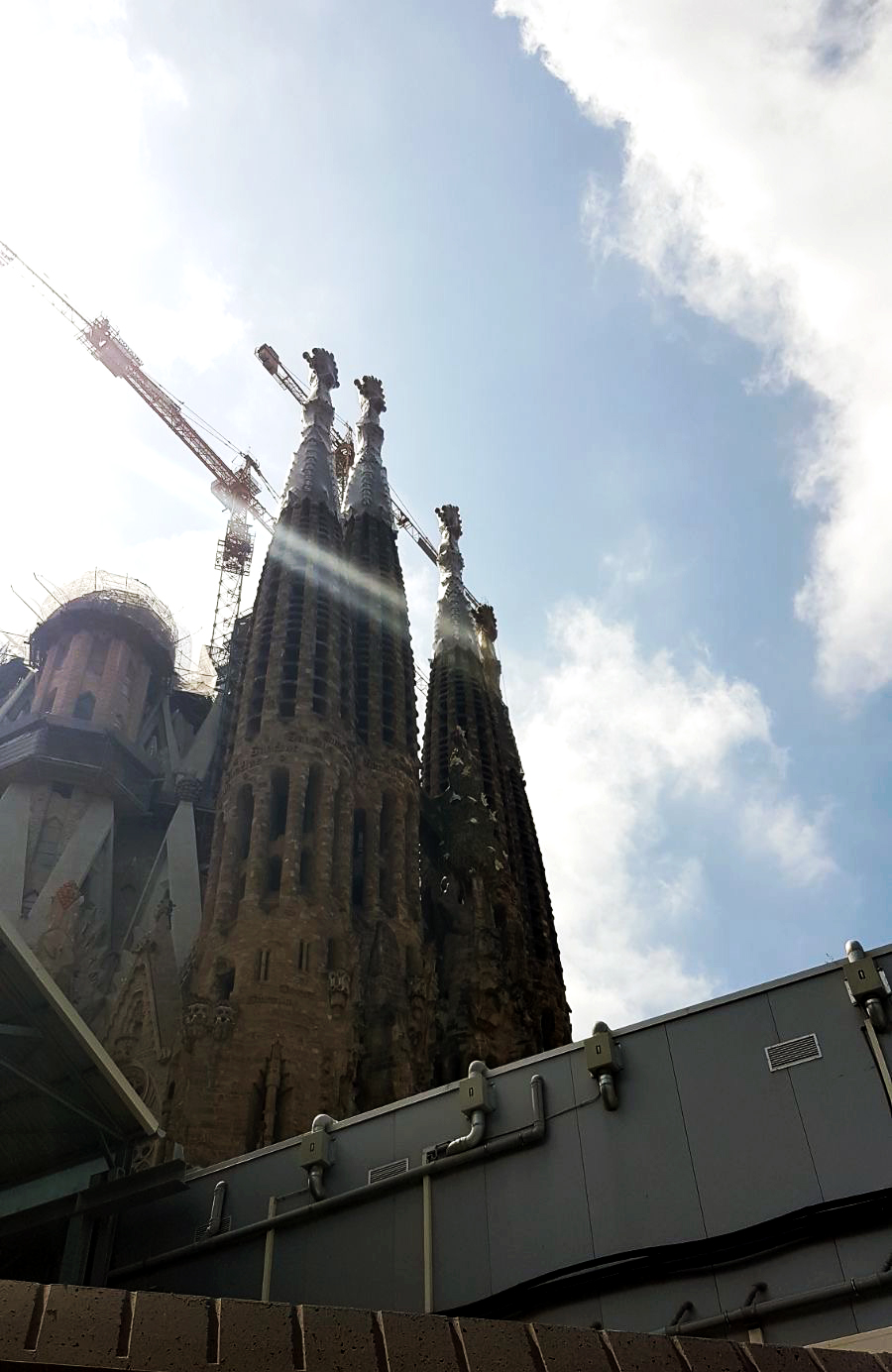Instalaciones de La Sagrada Familia